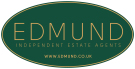 Edmund Estate Agents, Green Street Green logo