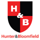 Hunter & Bloomfield, Canary Wharf logo