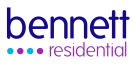 Bennett Residential, Uxbridge branch logo