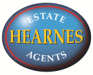 Hearnes Estate Agents, Wimborne branch logo