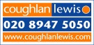Coughlan Lewis, London branch logo