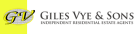 Giles Vye and Sons, Salisbury logo