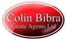 Colin Bibra Estate Agents Ltd, London branch logo