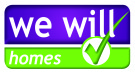 We Will Homes, Swansea logo