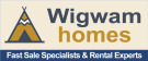 Wigwam Homes, Hull logo