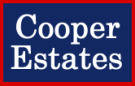 Cooper Estates, Market Harborough branch logo