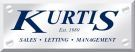 Kurtis Property Services, Ilford branch logo