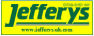 Jefferys, St Austell logo