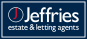 Jeffries Estate Agents, Fareham logo