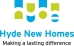 Bond Central development by Hyde New Homes logo