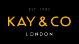 Kay & Co, Hyde Park & Bayswater logo