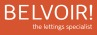 Belvoir Lettings, Stone logo