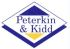 Peterkin And Kidd, Linlithgow logo