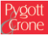 Pygott & Crone, Spalding logo