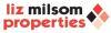 Liz Milsom Properties, Swadlincote logo