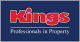 Kings Estate Agents, Sevenoaks logo