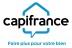 Capifrance, Haute-Savoie (Veronique Reythouvard) logo