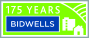 Bidwells, Cambridge New Homes logo