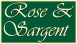 Rose & Sargent, Rugby logo