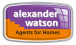 Alexander Watson-Agents for Homes, Pinner logo