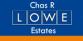 Chas R Lowe Estates, East Barnet logo