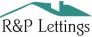 R & P Lettings, Leicester logo