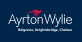 Ayrton Wylie, Belgravia logo