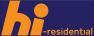 hi-residential, Plumstead logo