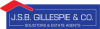 JSB Gillespie & Co, Solicitors & Estate Agents, Larbert logo