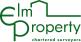 Elm Property, Barnstaple logo