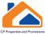CP Properties & Promotions, Goa logo
