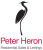 Peter Heron Residential Sales and Lettings, Fulwell logo