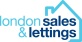 London Sales and Lettings, London logo