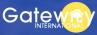 Gateway International , London logo