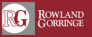Rowland Gorringe, Uckfield logo
