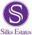 Silks Estates, Batley logo