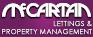 McCartan Lettings & Property Management Limited, Swansea logo