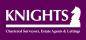Knights Estates Agents, Barry - sales logo
