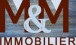 M&M Immobilier, France & Spain logo