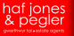 Haf Jones And Pegler, Bangor logo
