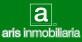 aris inmobiliaria, Malaga logo