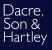 Dacre Son & Hartley, Saltaire logo