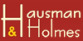 Hausman & Holmes, London logo