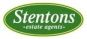 Stentons Estate Agents, Much Wenlock logo