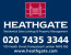 Heathgate, London logo