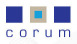 Corum, Newton Mearns logo