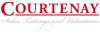 Courtenay, Battersea logo