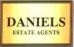 Daniels Estate Agents, Cranfield logo