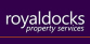 Royal Docks Property Services, Royal Victoria Docks logo