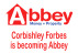 Corbishley Forbes, Bulkington logo